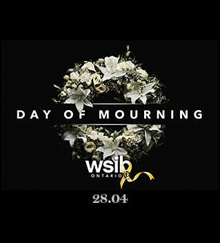WSIB Day of Mourning