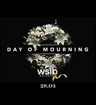 WSIB Day of Mourning